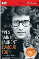 Yves Saint Laurent - L'Amour Fou (DVD + Libro) Di Pierre Thorett