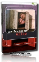 Alice (1988) DVD Jan Svankmajer