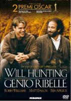Will Hunting Genio Ribelle (1997 ) DVD