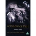 A THROW OF DICE F. Osten DVD + CD