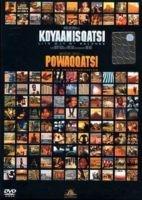 dvd KOYAANISQATSI + POWAQQATSI G.Reggio 2 DVD