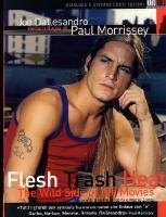 Paul Morrissey Trilogia - Flesh / Trash / Heat (4 Dvd+Libro)