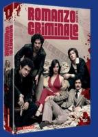 dvd Romanzo Criminale stagione 01 4 DVD
