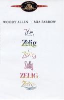 dvd Zelig (1983) Woody Allen