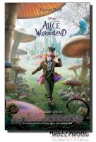 poster Alice in Wonderland 70x100