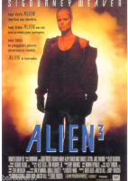 poster Alien 3 CINEMA 100X140