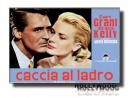 poster CACCIA AL LADRO A.Hitchcock 70x100
