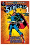 poster Fumetto Superman Kryptonite
