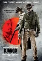poster cinema Django Unchained maxi cm 100x140