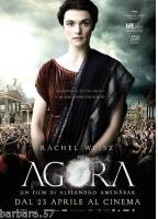 poster film AGORA  CINEMA 100X140