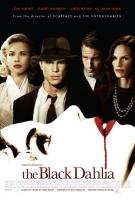 poster film BLACK DAHLIA CINEMA 100X140