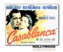 poster film CASABLANCA H.Bogar 70x100