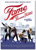 poster film FAME saranno famosi CINEMA 100X140