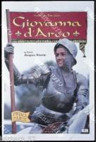 poster film Giovanna d'Arco CINEMA 100X140