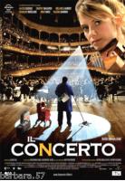 poster film Il Concerto CINEMA 100X140