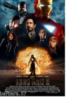 poster film Iron Man 2  CINEMA 100X140