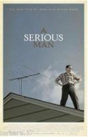 poster film Serious Man F.lli Coen CINEMA 100X140