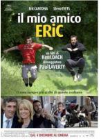 poster film il mio amico Eric  CINEMA 100X140