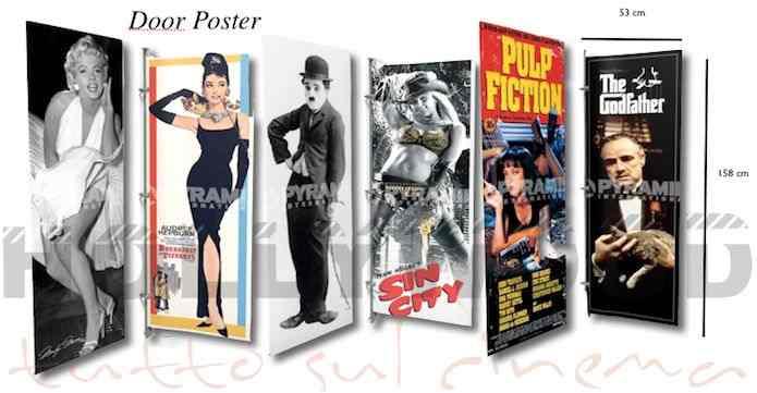 banners door poster